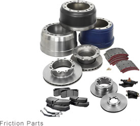 Friction Parts